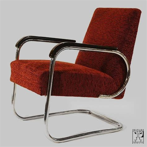 Armchair Styles by Cantilever Tubular Steel Armchair By Hynek Gottwald In The