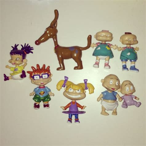 figure 90s 90 s toys the rugrats figures 90 s toys