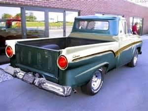 Rare 57 ford truck check it out ford truck enthusiasts forums