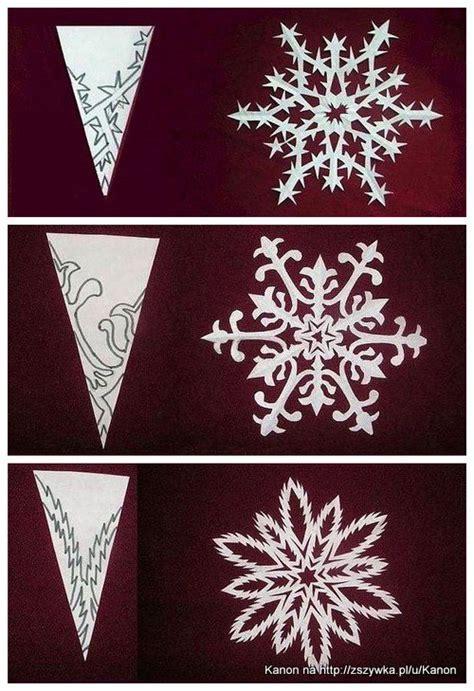 241 Best Snowflakes Papercut Images - serwetki wycinanki na dla dzieci zszywka pl