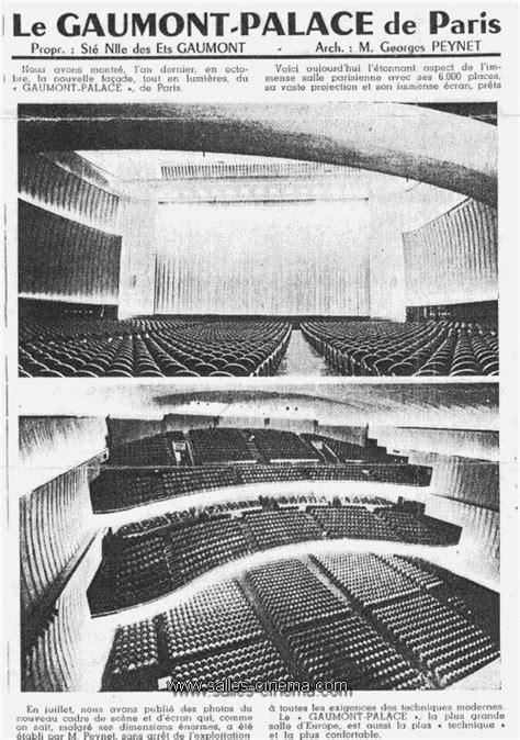 Cinéma Gaumont-Palace à Paris – Salles-cinema.com