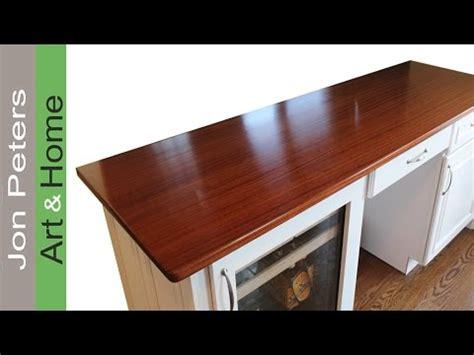 diy solid wood countertops how to build wood kitchen countertops diy blueprint plans
