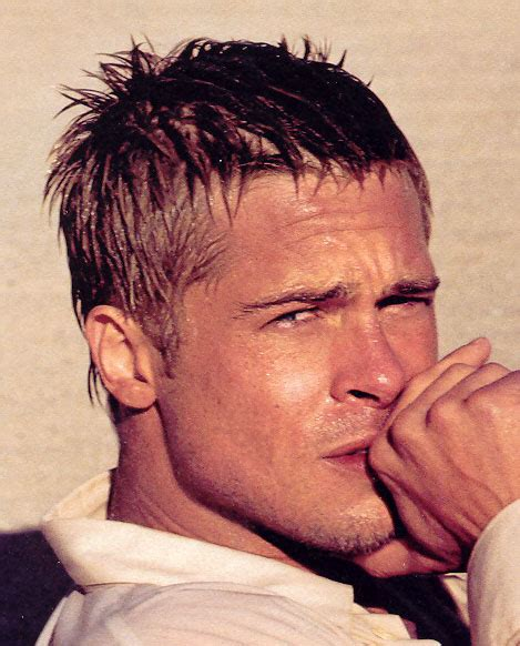 Free Blueprints by Brad Pitt Brad Pitt Photo Young Image Gallery