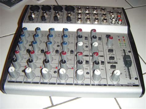 Mixer Behringer Ub1202 behringer eurorack ub1202 image 231110 audiofanzine