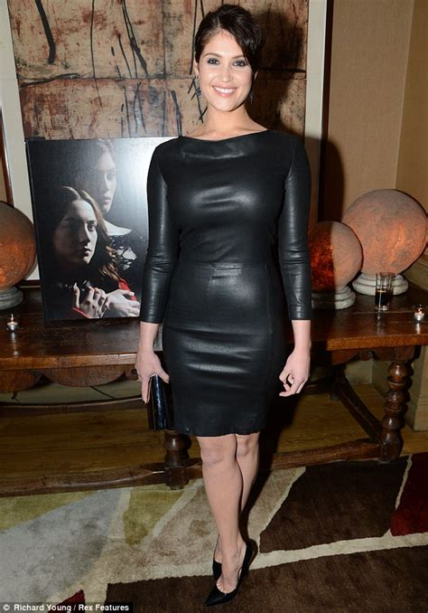 Kickers Boot New Mdel Jj Leather gemma arterton stays in vish costume as she slips into