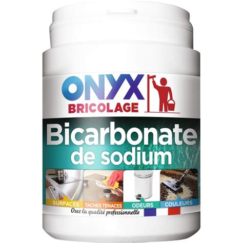 bicarbonate de sodium en cuisine bicarbonate de sodium onyx bo 238 te 250 g de bicarbonate de