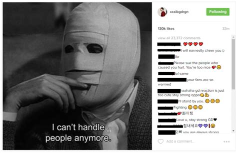 reddit how to hack someones instagram g dragon can t handle people anymore following private