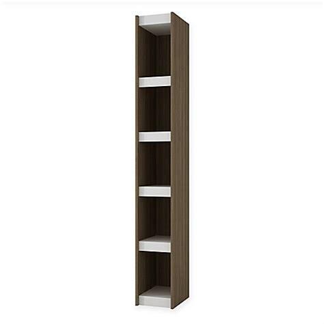 manhattan comfort parana bookcase manhattan comfort parana 1 0 bookcase bed bath beyond