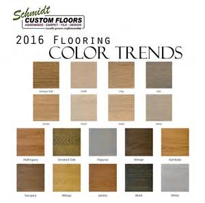 top 4 hardwood flooring trends in 2016 schmidt custom