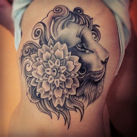 amazing wild lion tattoo designs  meaning choose