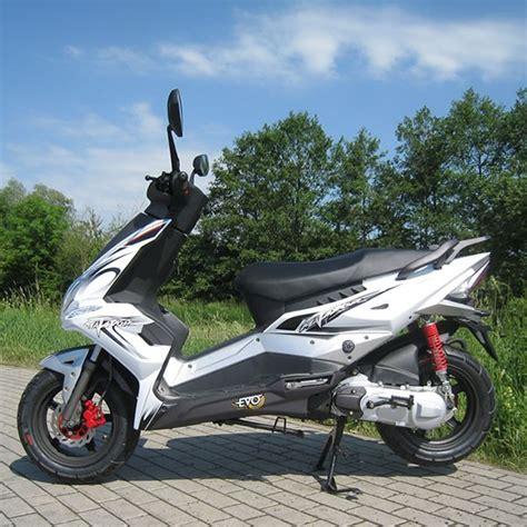 Motorrad Und Scooter Handel Oelde by Motorroller 50ccm Quot El Matadore Quot Motorroller Mofa