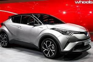 Toyota Suv 2016 Geneva Motor Show Toyota C Hr Baby Suv Wheels
