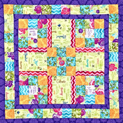Allpeople Quilt by Floral Fancy Allpeoplequilt