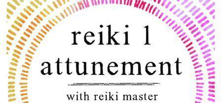 reiki level  training