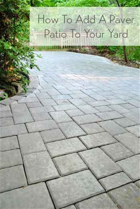 How To Do A Paver Patio by 18 Simple Homestead Projects To Build