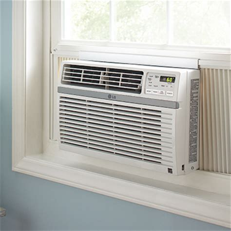 Window Unit For Sliding Windows Designs Choosing The Right Air Conditioner Size Btus At The Home Depot At The Home Depot