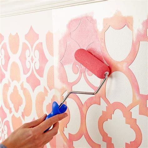 pattern wall painting techniques 22 creative wall painting ideas and modern painting techniques