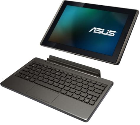 Keyboard Tablet Asus asus transformer android honeycomb tablet with keyboard dock