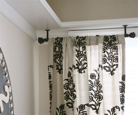 short drapery rods short curtain rods in cheerful short curtain rods with