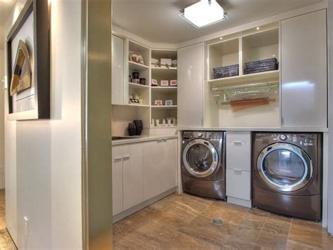 houzz laundry room syberg designs modern laundry room vancouver by iron wood cabinet company