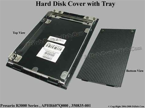 Hardisk Laptop Compaq Presario compaq presario r3000 series hdd caddy adapter aphr607q000 350835 001