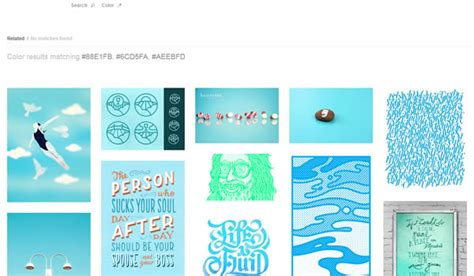 designspiration search by color 15 online tools for choosing a website color scheme wdb
