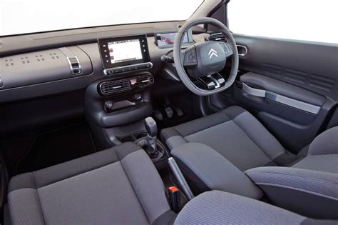 cactus interior citroen c4 cactus now on sale in australia from 26 990