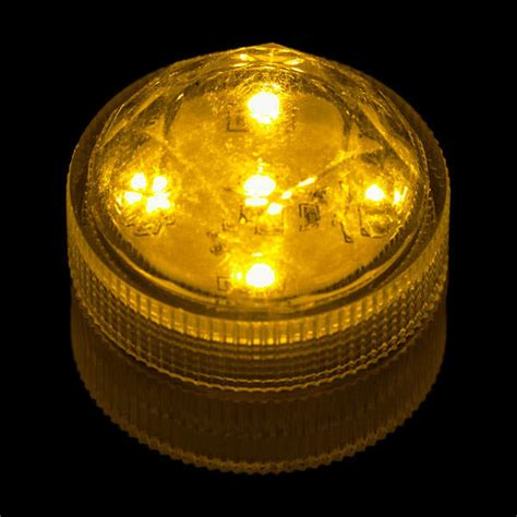 submersible five led light