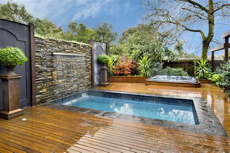 Swim Spa Backyard Designs by Endless Spas Endless Spa On Site Swim Spa Inspections
