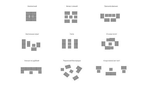 Sofa Layout by Modular Sofa Layout Inspiration Interior Design Ideas
