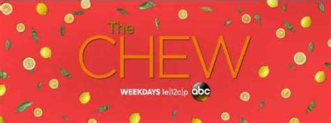 The Chew Giveaways - abc the chew s well yes sweepstakes giveaway arena