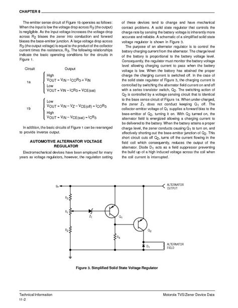 application of sensing resistor tutorial about zener voltage sensing circuit and applications 171 sensor circuit 171 sensorzine