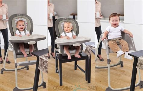 Ingenuity Trio 3 In 1 High Chair ingenuity trio 3 in 1 ridgedale high chair growing your baby