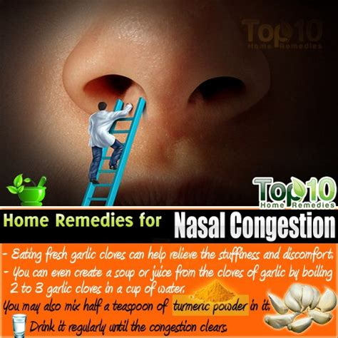 remedies for congestion phlegm tips