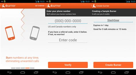 Phone Number Lookup Reddit Burner Brings Its Disposable Phone Number Service To Android Slashgear