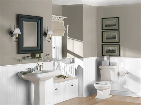 Paint Colors For Small Bathrooms - miscellaneous paint color for a small bathroom