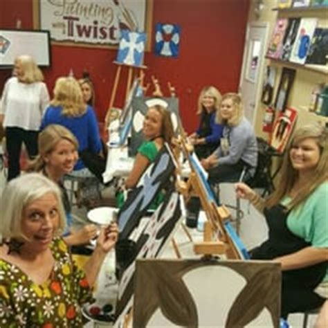 paint with a twist tn painting with a twist 61 photos paint sip