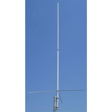 dual band vertical base antenna uhf vhf high gain