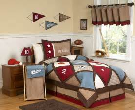 sports comforter brown sports bedding 4pc comforter set all