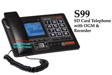 Alat Perekam Percakapan Telepon Dan Pabx daftar harga pabx fax cctv