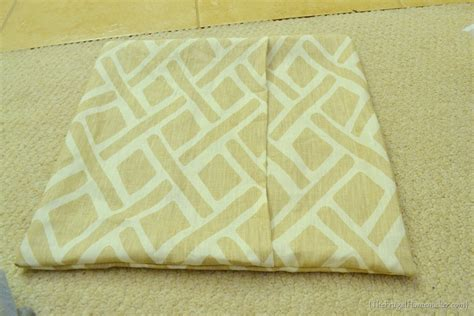 easy diy pillow covers diy easy envelope pillow cover tutorial day 17 of 31 days of pinned to done