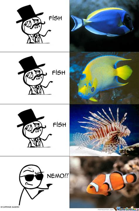 Finding Nemo Meme - fish nemo by arcchuleta meme center