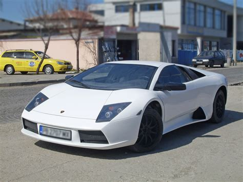 Replica Lamborghini Lamborghini Murcielago Replica By Best Kit Cars Special