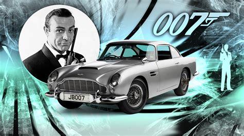 James Bond 007 Wallpaper by GregKmk on DeviantArt