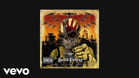 five finger death punch home five finger death punch far from home official audio