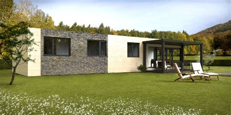casa modular prefabricada cube 100 casas prefabricadas y modulares cube