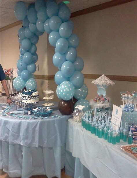 Baby Shower Ideas For Boy by Boy Baby Shower Decorations Theresa Gift 4 U