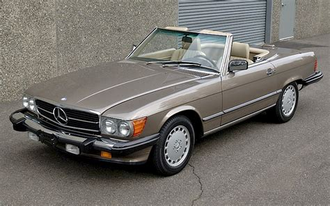 almost new 89 mercedes 560sl mint2me