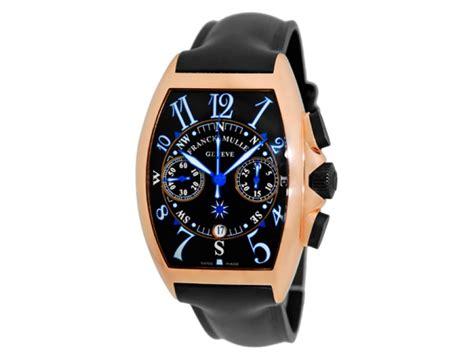 Frank Muller 6 frank muller cintree curvex quot mariner quot 18k gold chronograph frank muller buy at