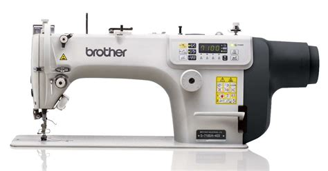 industrial swing machine brother s7100a direct drive straight stitch with trimmer